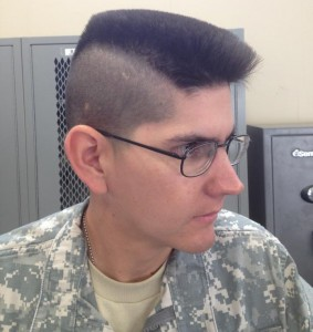Army Style Haircuts Men