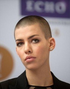 Buzz Haircuts For Women