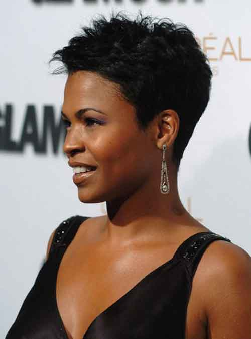 14 Short Haircuts For Black Women | Learn Haircuts