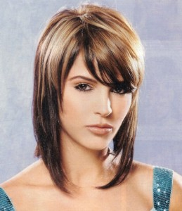 Haircut Long Bob