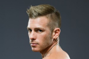 Haircut Undercut Men