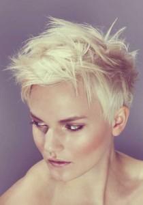 Haircuts For Short Blonde Hair