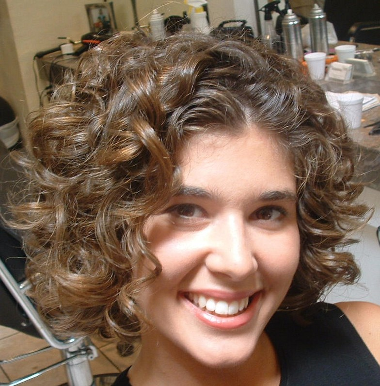 Short Natural Curly Haircuts For White Women Best Short Hair Styles