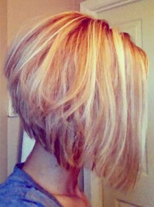 Inverted Bob Haircuts