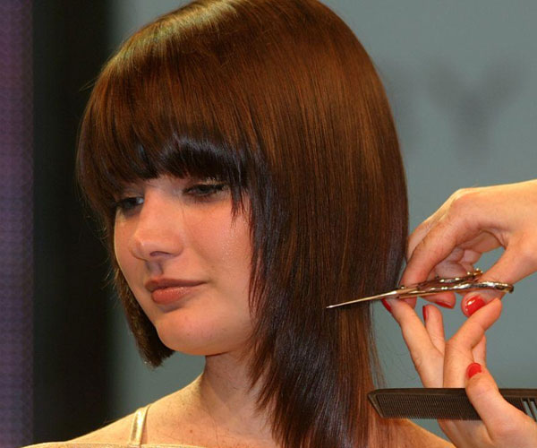 Hair Styles For Brown Hair: 12 Layered Bob Haircuts