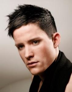 Men Haircut Undercut
