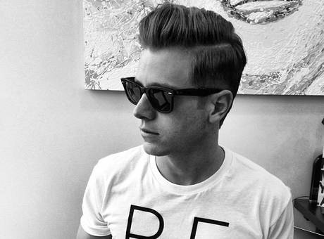 16 hipster haircuts learn haircuts. Black Bedroom Furniture Sets. Home Design Ideas