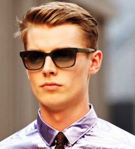 Mens Hairstyles Short Sides Comb Over