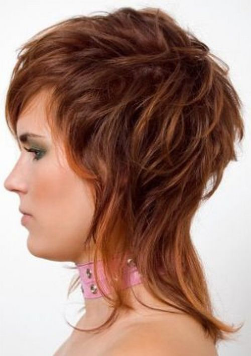 Shag Haircut Definition Pictures to pin on Pinterest
