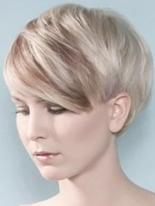 Short Blonde Bob Haircuts