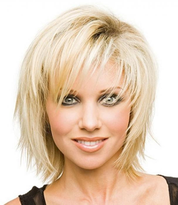 10 Short Choppy Haircuts