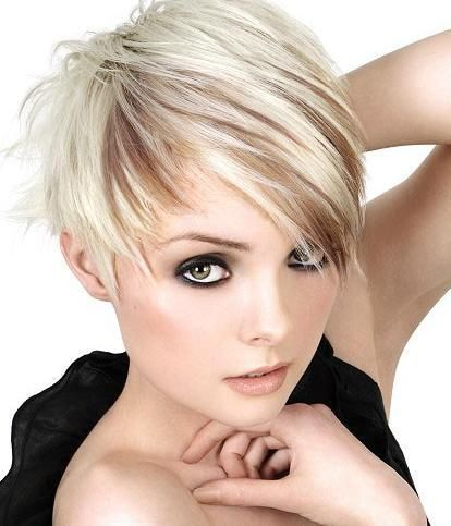 14 Short Edgy Haircuts