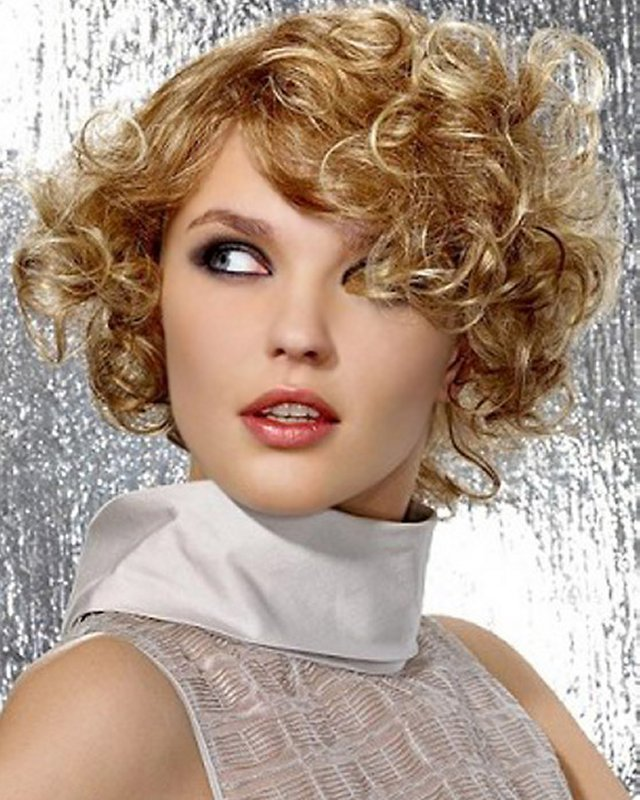 16 Short Curly Haircuts | Learn Haircuts