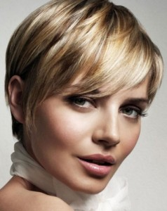 Short Haircuts For Blondes
