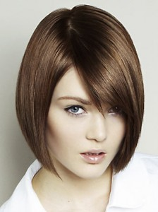 Short Haircuts For Oval Face Shape