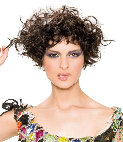 16 short curly haircuts learn haircuts