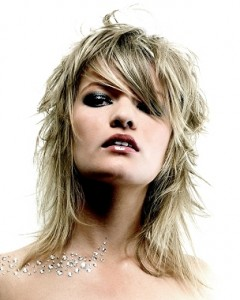 Short Shaggy Haircuts For Women