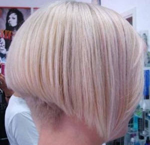 Stacked Bob Haircut Photos