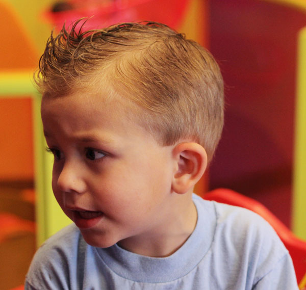 Fine Cute Haircuts For Boy Toddlers With Curly Hair Best Image Hair 2017 Short Hairstyles Gunalazisus