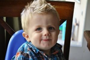 Toddler Mohawk Haircut