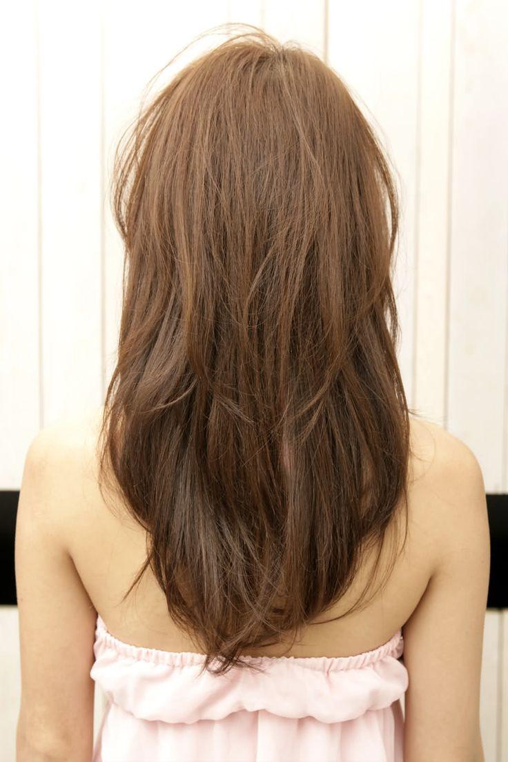 6 V Shaped Haircut Learn Haircuts