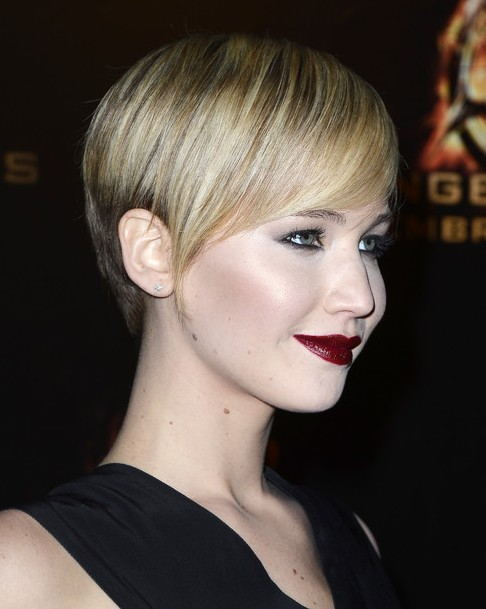 how to cut a very short pixie