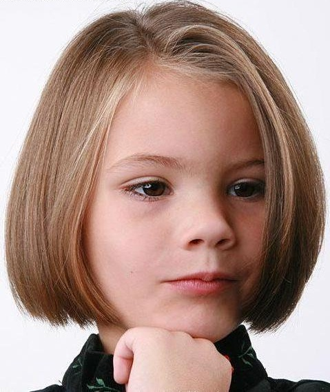 20 Little Girl Haircuts