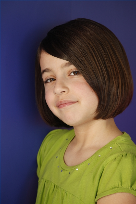 Young Girl Models Nn: 20 Little Girl Haircuts