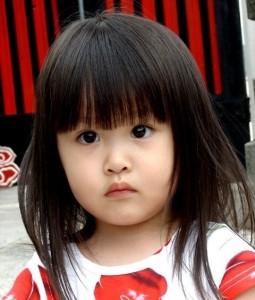 Medium Haircuts For Little Girls