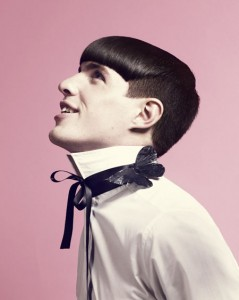 Pageboy Haircut Men