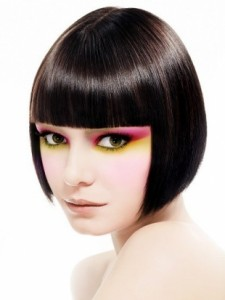 Pageboy Haircut Women
