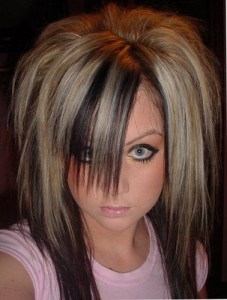 Pictures of Scene Haircuts