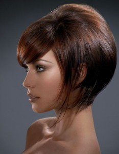Short Bob Stacked Haircuts