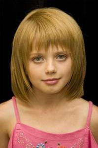 Short Haircut For Little Girls