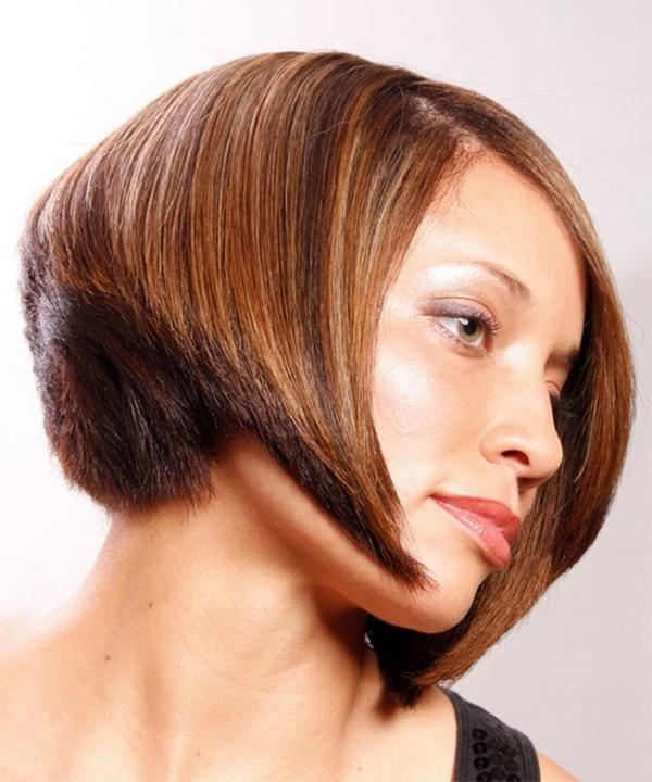 16 Short Stacked Haircuts