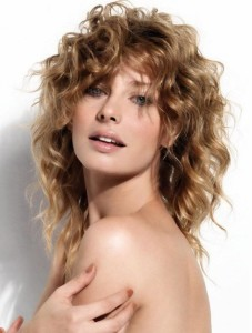 Curly Medium Length Haircuts