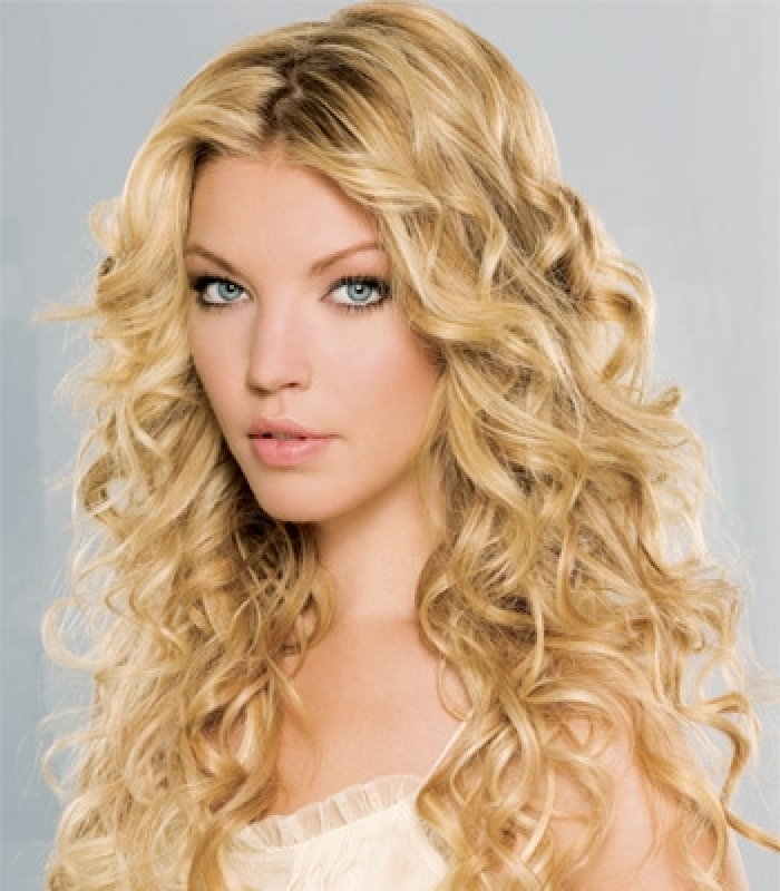 10 Long Curly Haircuts Learn Haircuts