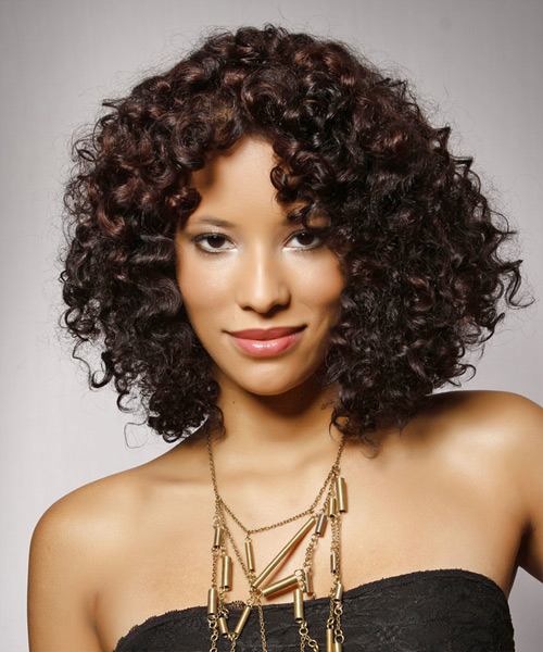 Terrific 12 Medium Curly Haircuts Learn Haircuts Short Hairstyles For Black Women Fulllsitofus
