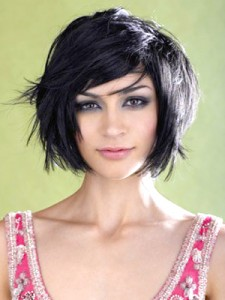 Medium Edgy Haircuts