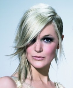 Medium Length Edgy Haircuts
