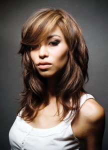 Medium Length Layered Haircut