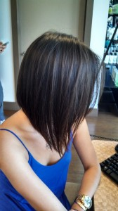Long Swing Bob Haircuts Pictures