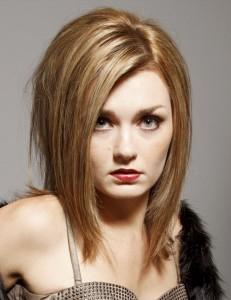 Medium Haircut for Women
