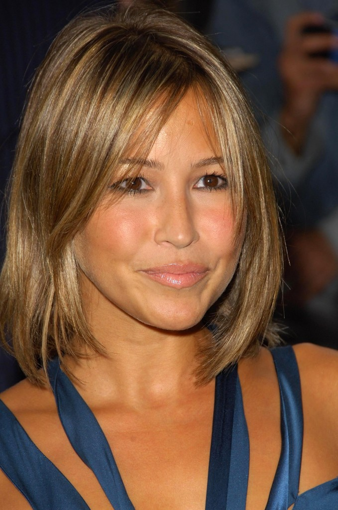 Wondrous Cute Hairstyles For Thin Hair Without Heat Brown Long Hair Wig Short Hairstyles Gunalazisus