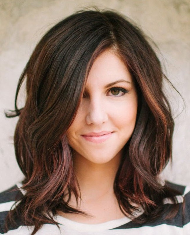12 Medium Length Haircuts Learn Haircuts