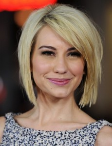Short Haircuts With Side Bangs