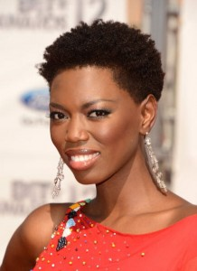 Short Haircuts for Natural Black Hair