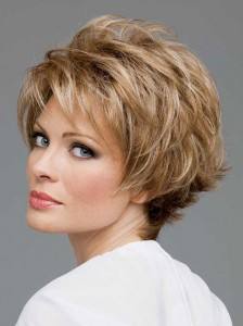 Short Haircuts for Older Women Pictures