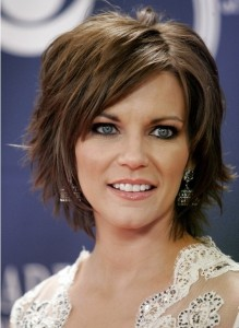 Short Layered Haircuts With Bangs