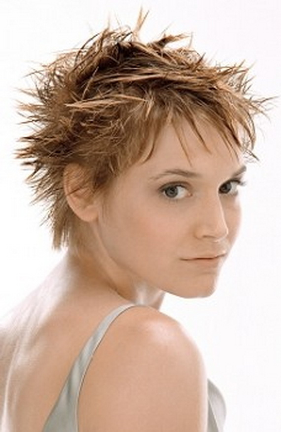 10 Short Spiky Haircuts Learn Haircuts
